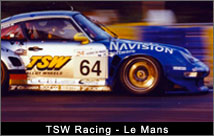 TSW Racing - Le Mans